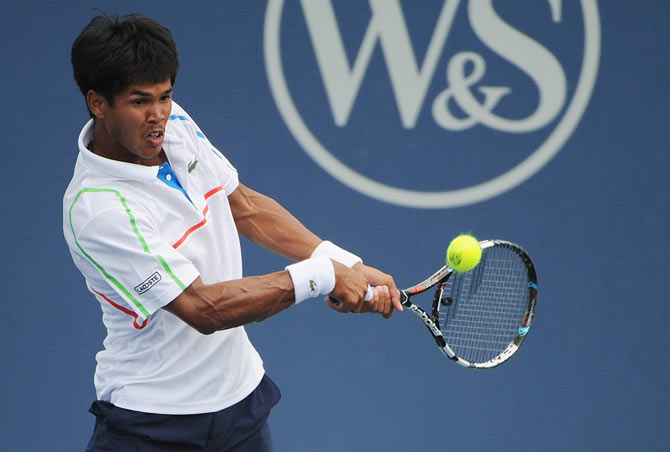 Somdev Devvarman of India