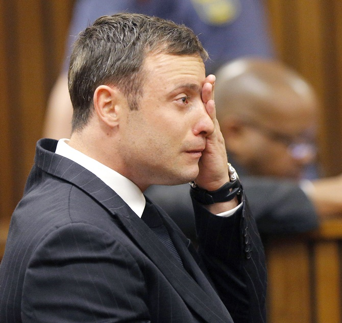 Pistorius cleared of murder, culpable homicide verdict to come - Rediff.com Sports Pistorius cleared of murder, culpable homicide verdict to come - 웹