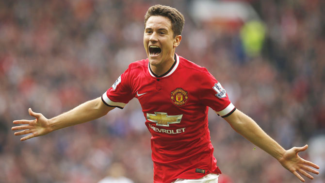 'Manchester derby is game of the season: Herrera