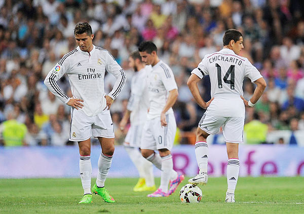 Champions League: Can Madrid conceal midfield troubles against Basel?