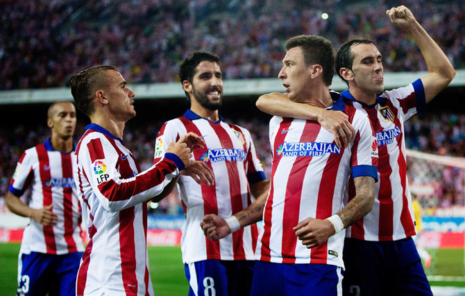 'Strong as ever' Atletico set to keep Olympiakos on their toes