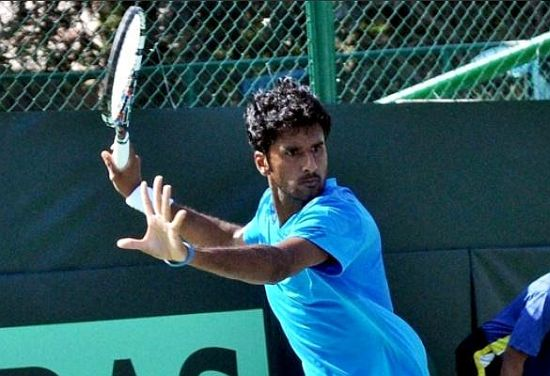 Rediff Sports - Cricket, Indian hockey, Tennis, Football, Chess, Golf - Davis Cup: India start favourites against Korea