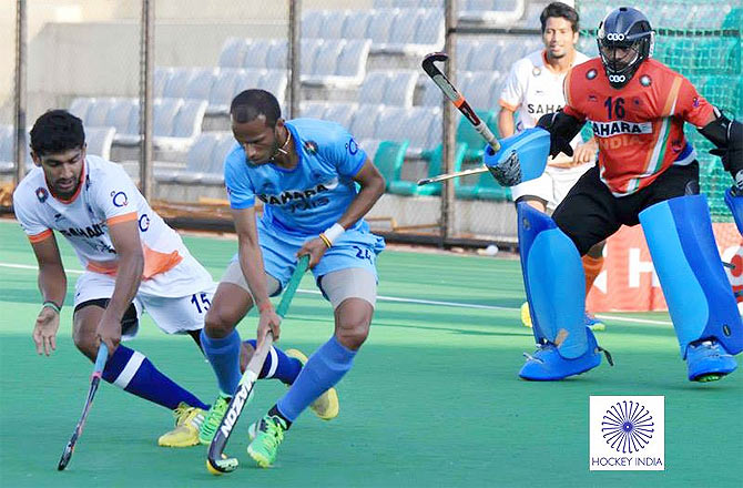Expect The Unexpected As Pressure Free India Set For Fih World