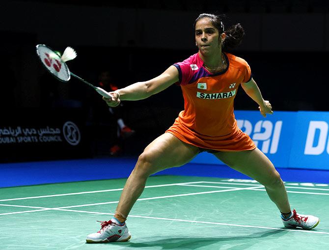 Rediff Sports - Cricket, Indian hockey, Tennis, Football, Chess, Golf - Saina maintains 2nd spot, Sindhu slips to 12th