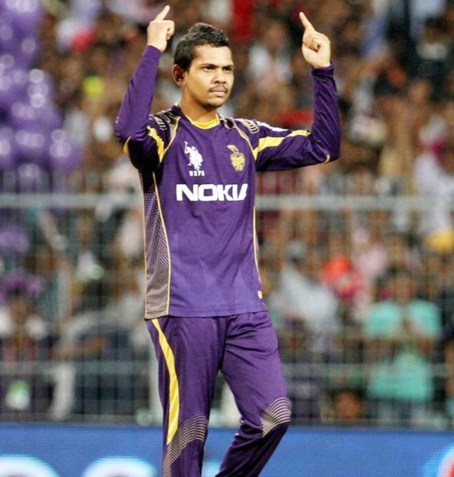 Rediff Sports - Cricket, Indian hockey, Tennis, Football, Chess, Golf - Sunil Narine reported again as IPL looms