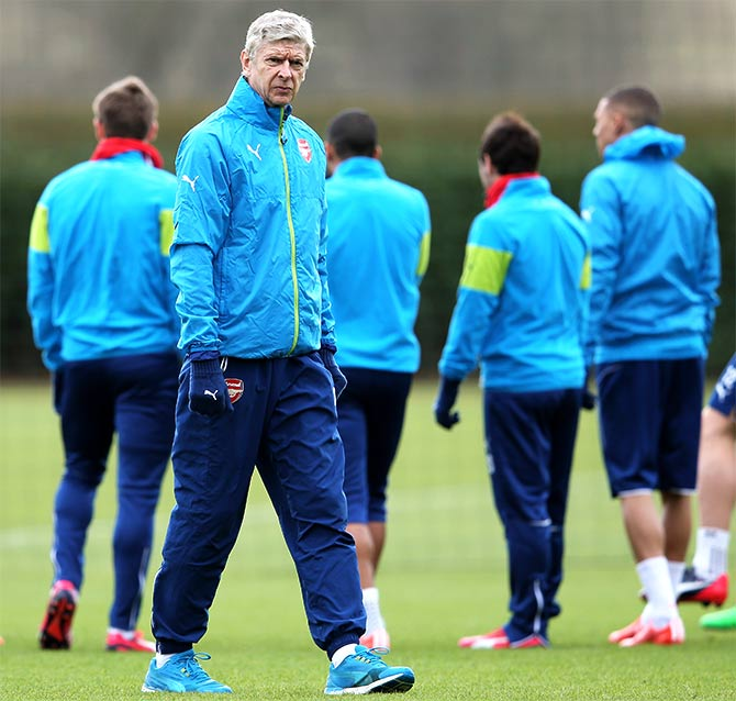 Arsenal players glad about manager Wenger's new deal: Ramsey