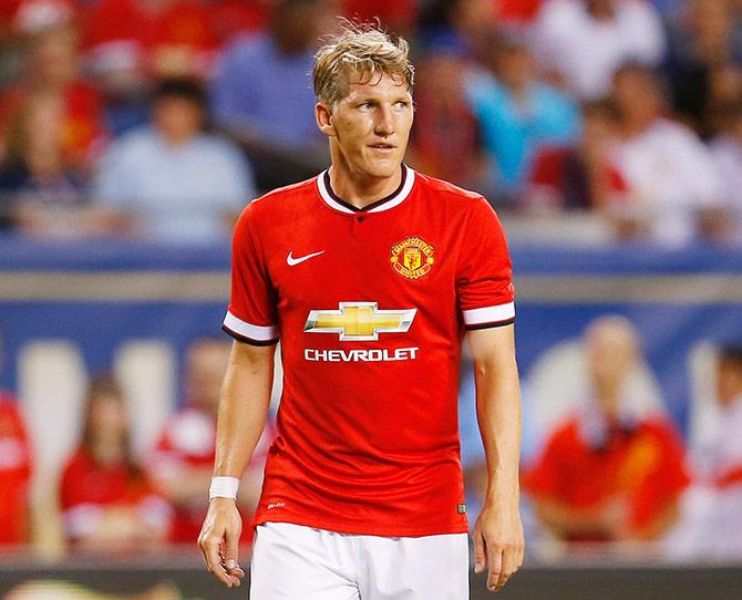 Bastian Schweinsteiger 2015 Man United