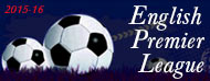 English Premier League 2015-16
