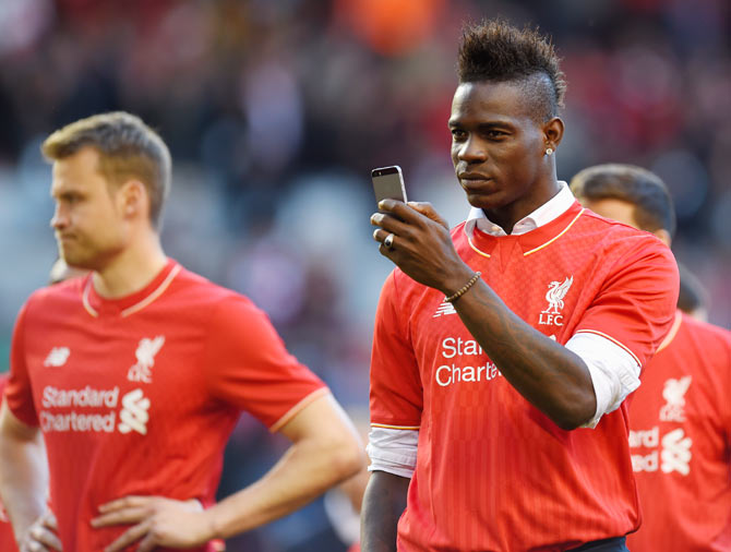 Klopp minces no words about Balotelli's Liverpool future