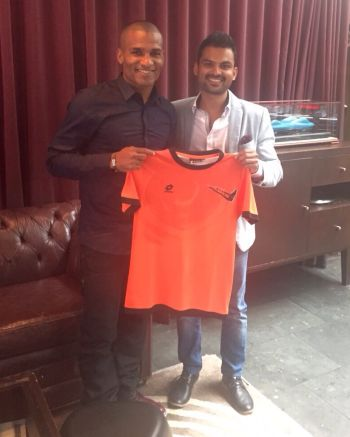 Rediff Sports - Cricket, Indian hockey, Tennis, Football, Chess, Golf - Delhi Dynamos to join Barca, Man United at Soccer Congress