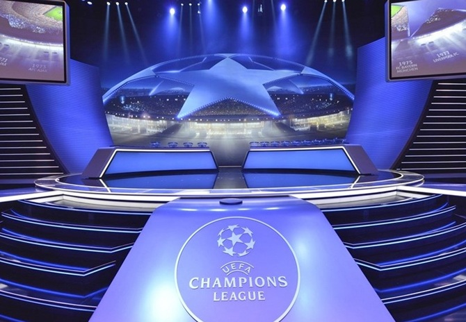 Rediff Sports - Cricket, Indian hockey, Tennis, Football, Chess, Golf - Ajax, Young Boys and AEK reach Champions League group stage