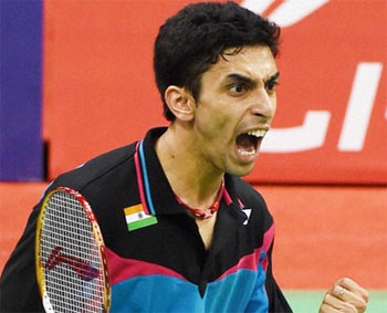 Rediff Sports - Cricket, Indian hockey, Tennis, Football, Chess, Golf - Verma ousted from Vietnam Open Grand Prix badminton