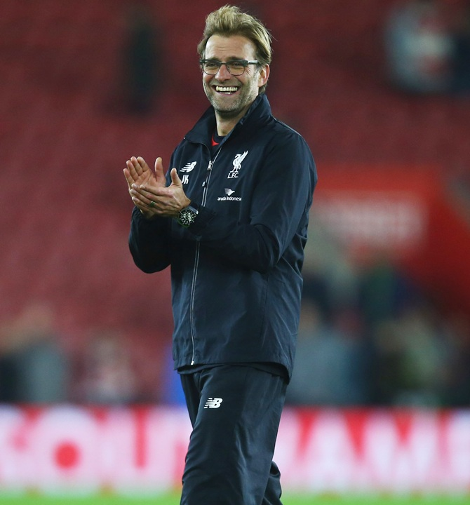 Big game against City at Anfield has Klopp excited