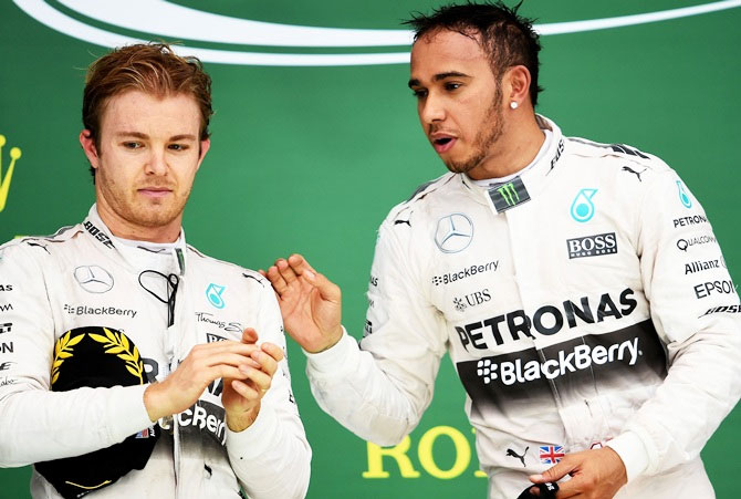 'Rosberg and I are never going to be best friends'