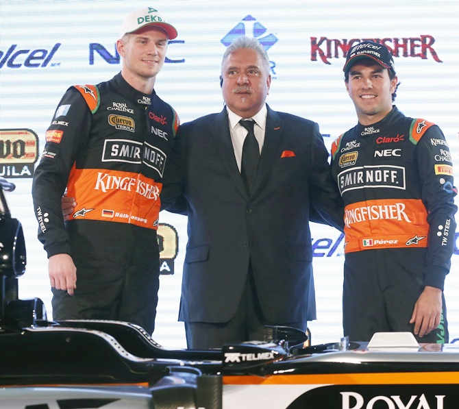 Mallya is still the boss at Force India