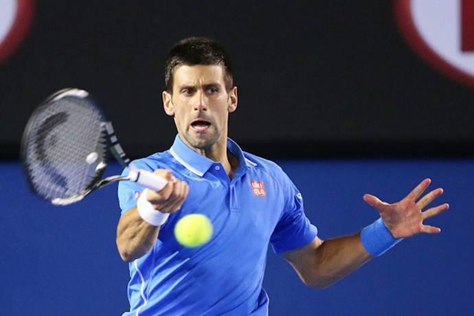 Rediff Sports - Cricket, Indian hockey, Tennis, Football, Chess, Golf - Aus Open: Djokovic edges Wawrinka to set up final with Murray