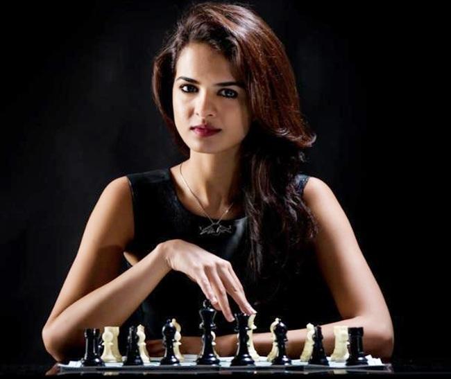 Картинки по запросу SACHDEV Tania chess