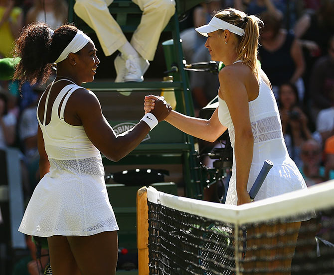 I don't need to win another Wimbledon: Serena
