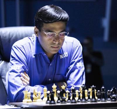 Rediff Sports - Cricket, Indian hockey, Tennis, Football, Chess, Golf - Vishy Anand wins to keep hopes alive; Gupta, Harikrishna in joint lead
