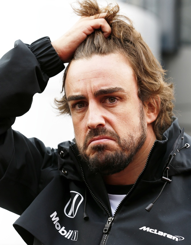 F1: Alonso to get 30-place penalty for using new engine