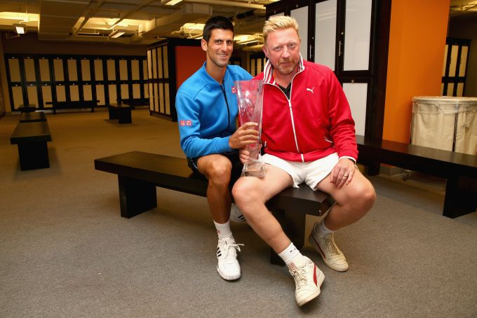 Rediff Sports - Cricket, Indian hockey, Tennis, Football, Chess, Golf - Boris Becker slams Murray over doping suspicions