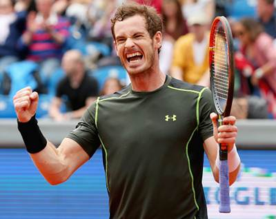 Rediff Sports - Cricket, Indian hockey, Tennis, Football, Chess, Golf - Murray snaps clay-court jinx with first title in Munich