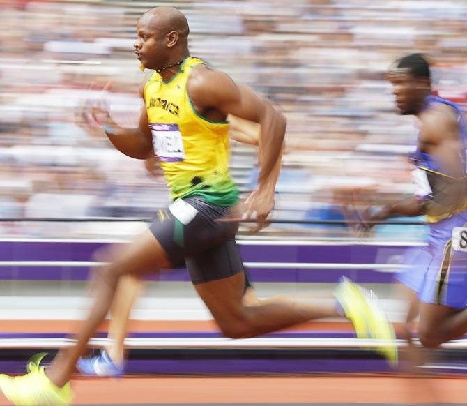 meet the man who ran 2015 u0026 39 s fastest 100 metres