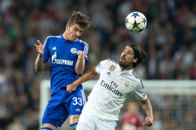 Rediff Sports - Cricket, Indian hockey, Tennis, Football, Chess, Golf - I was frozen out at Real Madrid, says Khedira