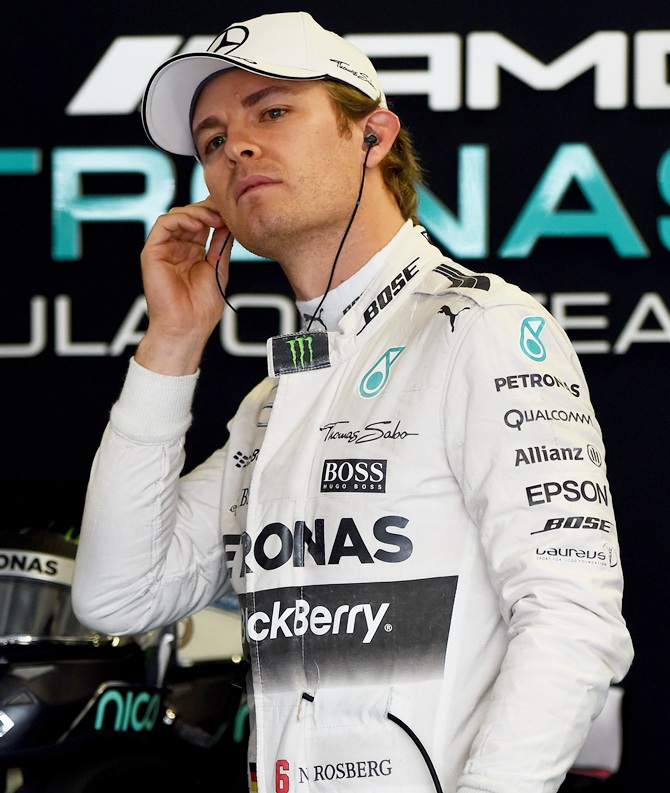 Mexico GP: Rosberg beats Hamilton to pole