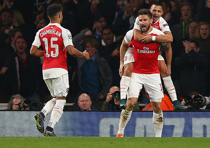 EPL snapshots: 'Key Arsenal trio will not be sold in January'