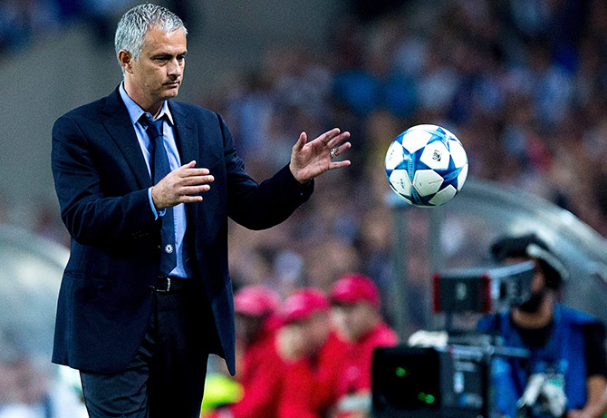 United manager Mourinho charged again by FA