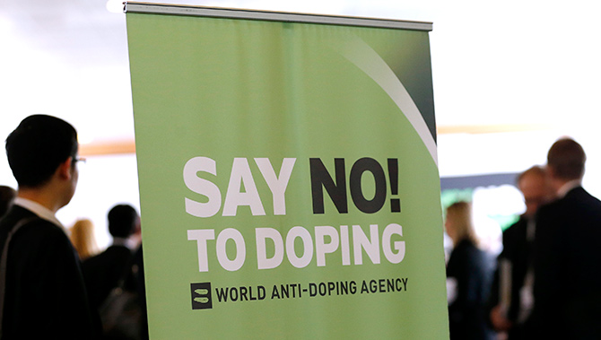 Rediff Sports - Cricket, Indian hockey, Tennis, Football, Chess, Golf - Here's why WADA is 'disappointed' by IOC decision on Russia