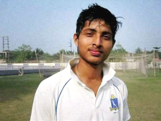 File Photo of Bengal's under-19 cricketer Ankit Keshri, who died in Kolkata after sustaining a head injury during a match on April 17