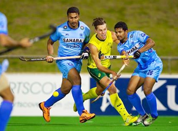 India go down to Australia in high-scoring match - Rediff Sports