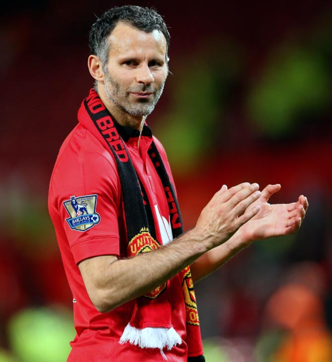 Rediff Sports - Cricket, Indian hockey, Tennis, Football, Chess, Golf - Football Briefs: Giggs named Wales manager