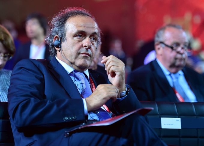 Rediff Sports - Cricket, Indian hockey, Tennis, Football, Chess, Golf - Football Briefs: Platini claims he's cleared by Swiss authorities