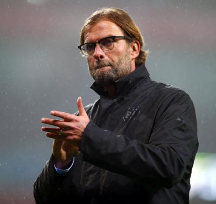 Rediff Sports - Cricket, Indian hockey, Tennis, Football, Chess, Golf - Klopp set to sign as new Liverpool boss after agreeing terms