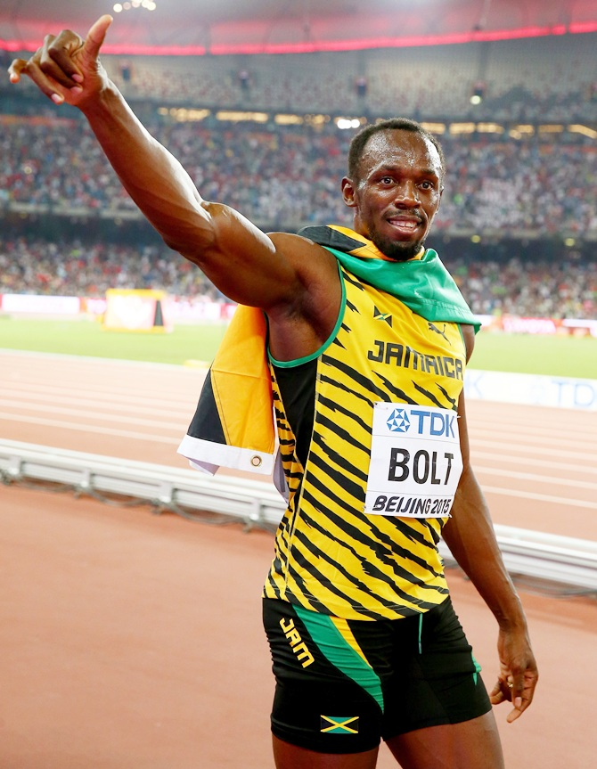 India News - Latest World & Political News - Current News Headlines in India - BJP MP's cryptic tweet: Bolt ate beef to win 9 Olympics gold