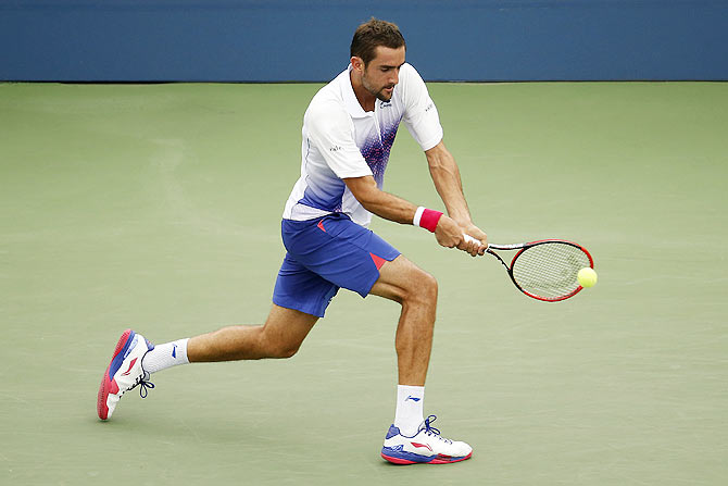 Rediff Sports - Cricket, Indian hockey, Tennis, Football, Chess, Golf - What forced former US Open winner Cilic to split with coach Ivanisevic