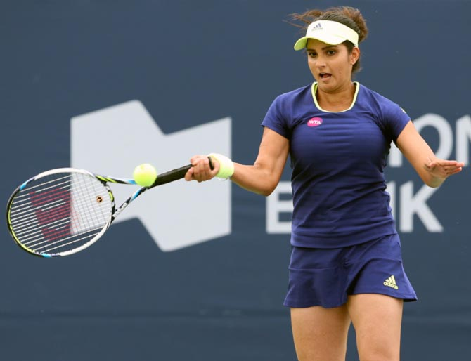 Sania Mirza says she is looking for a Roger Federer-like comeback post injury layoff