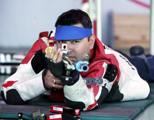 Rediff Sports - Cricket, Indian hockey, Tennis, Football, Chess, Golf - Change in Olympic events will hit shooting's ecosystem: Narang