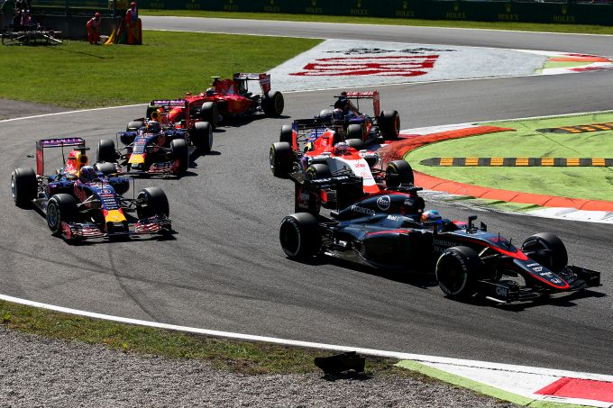 PHOTOS: Grid penalties make headlines in Monza