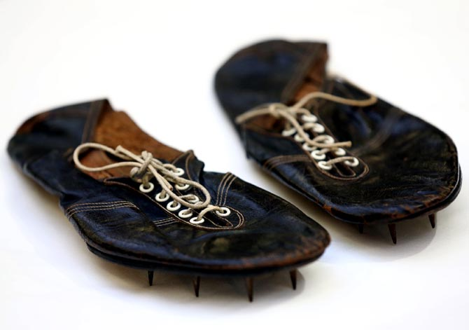 why these six decade shoes were sold for a