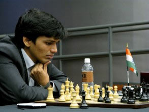 Rediff Sports - Cricket, Indian hockey, Tennis, Football, Chess, Golf - Harikrishna goes down fighting to top seed in Shenzhen Masters