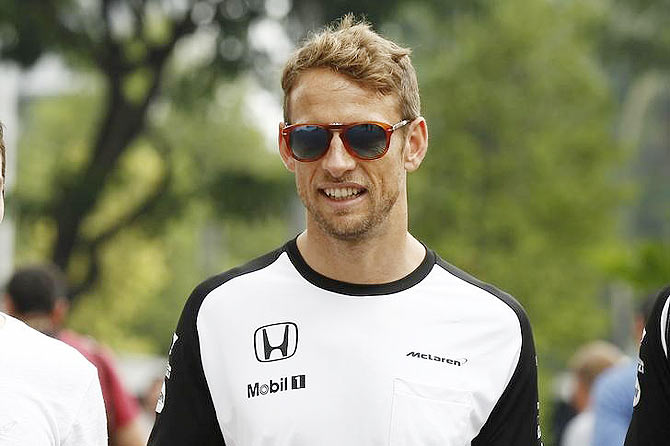 Former F1 champ and McLaren's British driver Button set to retire?