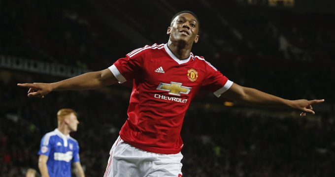 Don't believe rumours, United's Martial tells fans