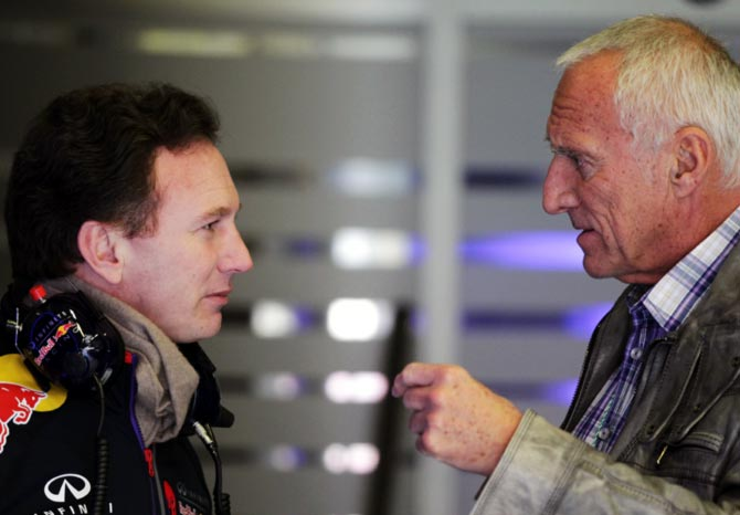 Has Red Bull owner Mateschitz lost interest in F1?