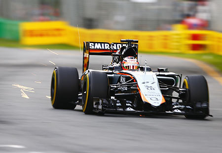 Sauber, Force India lodge complaints against Formula One