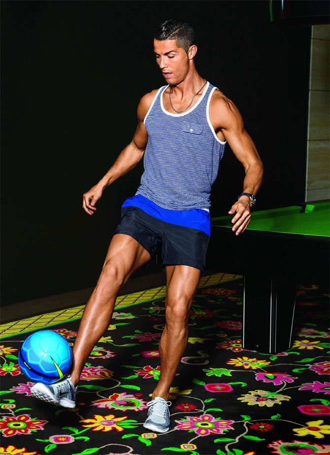 Cristiano Ronaldo Toes 12 things you should k...