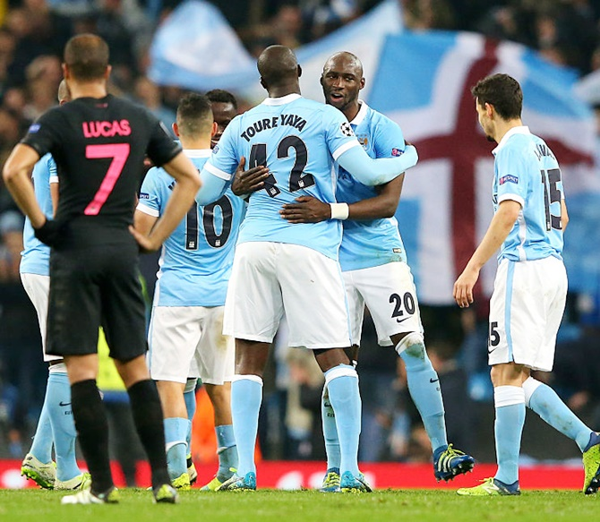 Rediff Sports - Cricket, Indian hockey, Tennis, Football, Chess, Golf - EPL: City without key players against 'empty' Chelsea